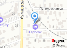 Компания «Эскорт-Сервис» на карте