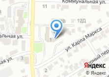 Компания «АлтайТехноМонтаж Безопасность» на карте