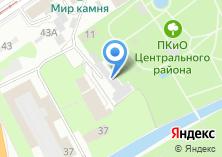 Компания «Паркинс» на карте