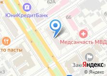 Компания «СТРОЙПЛАСТ» на карте