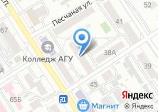 Компания «СИБАГРОПРОЕКТ» на карте