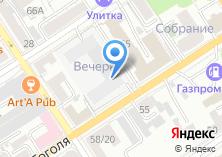 Компания «Морена-М» на карте