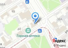 Компания «Сибирские фасады» на карте