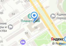Компания «Формэ» на карте