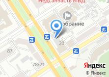 Компания «PENT HOUSE» на карте