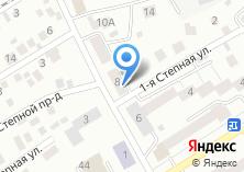 Компания «Комплексный центр социального обслуживания населения г. Барнаула» на карте