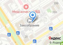 Компания «Общественная приемная депутата Алтайского краевого Законодательного Собрания Волкова А.А.» на карте