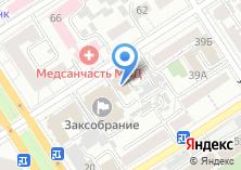 Компания «Транстелесеть» на карте