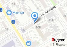 Компания «ААЭП» на карте