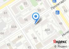 Компания «СибирьСтройЭкспресс» на карте