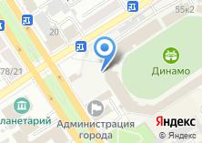 Компания «Магазин на ул. Никитина» на карте