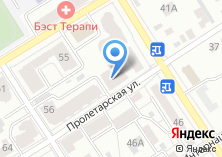 Компания «КБ МАСТ-Банк» на карте