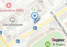 Компания «Штаб по делам ГО и ЧС Центрального района» на карте