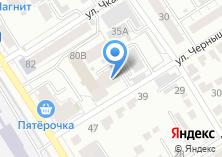 Компания «Управление информационной безопасности» на карте