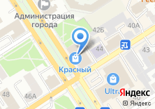 Компания «Вербена-Сибирь» на карте