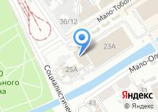 Компания «МТС (Домашний Интернет и ТВ)» на карте