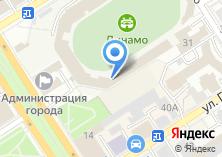 Компания «На Динамо» на карте