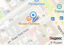 Компания «Строй-Траст» на карте