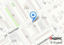 Компания «Комф-Орт» на карте