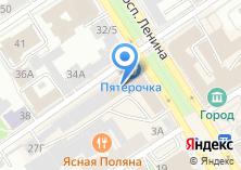 Компания «Digital22» на карте