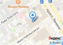 Компания «Мир Проката» на карте
