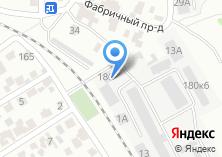 Компания «Сенеж-Дистрибуция» на карте