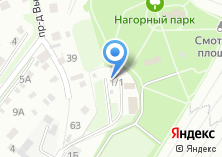 Компания «Радиогруппа FM-Продакшн» на карте