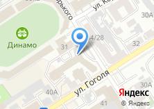 Компания «ТГК» на карте