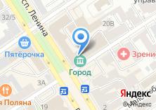 Компания «Комитет по культуре г. Барнаула» на карте