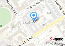 Компания «Ростехнадзор Сибирское Управление Федеральной службы по экологическому» на карте