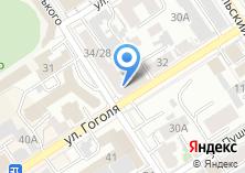 Компания «Центр гигиены и эпидемиологии в Алтайском крае» на карте