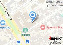 Компания «Сервис Деск» на карте