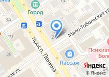 Компания «Мототехника» на карте