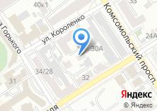 Компания «Милосердие +» на карте