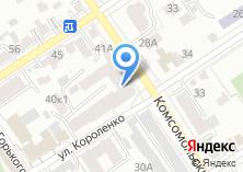 Компания «Priz производственно-торговая компания» на карте