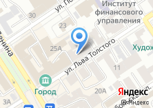 Компания «ТеплоГазМонтаж» на карте