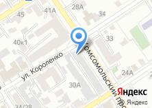Компания «Фотостудия Барнаула» на карте