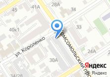 Компания «Алтайхозторг» на карте