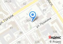 Компания «Алтайский краевой центр защиты прав потребителей» на карте