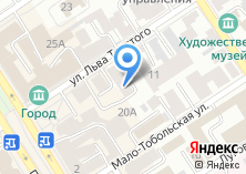 Компания «Shoprazbor.ru» на карте