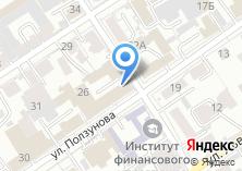 Компания «Алтай 22» на карте