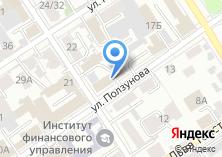 Компания «AKIBTION digital-агентство» на карте