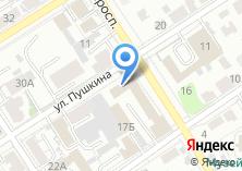 Компания «Управление Федеральной службы судебных приставов по Алтайскому краю» на карте