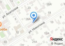 Компания «Почтовое отделение №56» на карте
