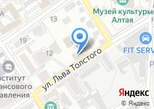 Компания «Технэкспро» на карте