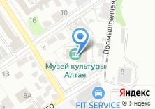 Компания «Государственный музей истории литературы» на карте