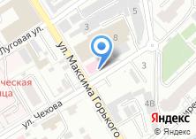 Компания «Поликлиника Алтайская больница ФГБУЗ СОМЦ ФМБА России» на карте