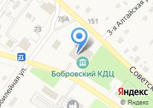 Компания «Крестьянская изба» на карте