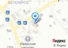 Компания «Материя» на карте