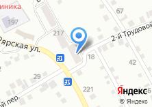 Компания «Джема» на карте
